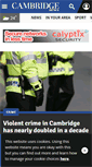 Mobile Preview of cambridge-news.co.uk